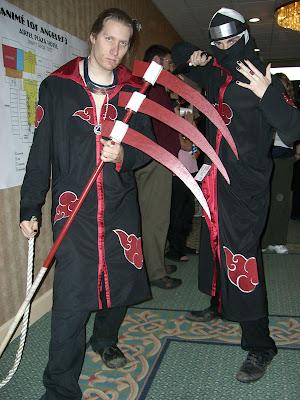 Хидан и Какудзу