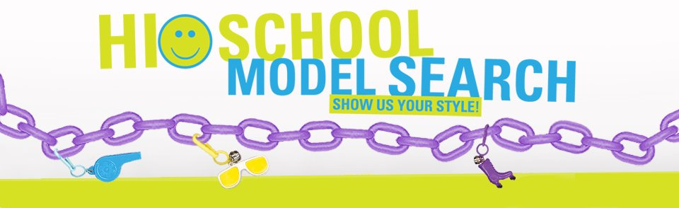 Jasmine - Hi :) School Model Search Winner