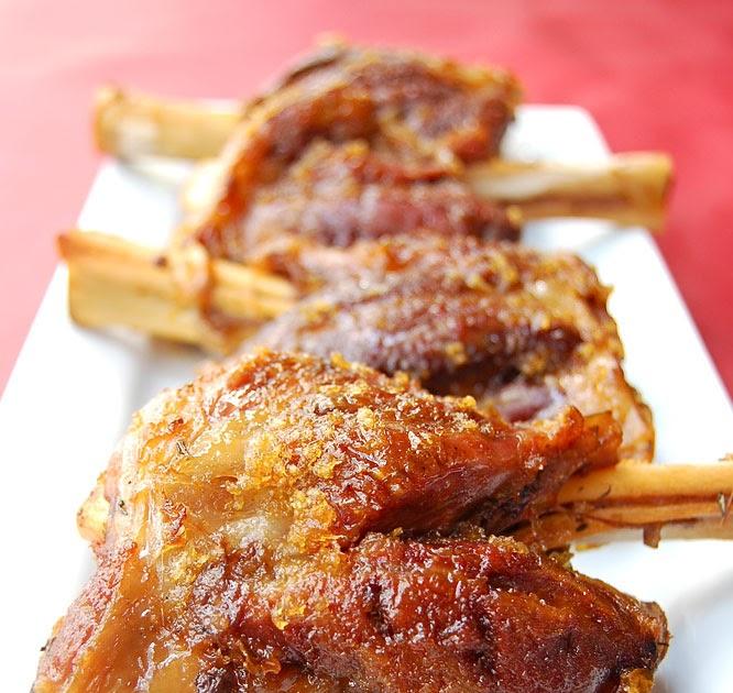 Les gourmandises d 39 isa jarrets d 39 agneau au cidre laqu s for 1 cuillere a table en ml