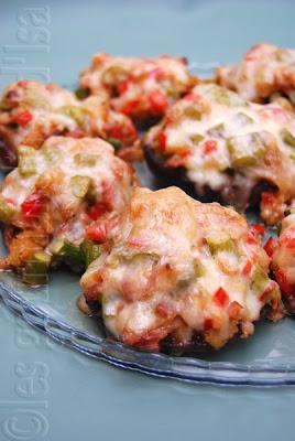 champignons cuisson poêle