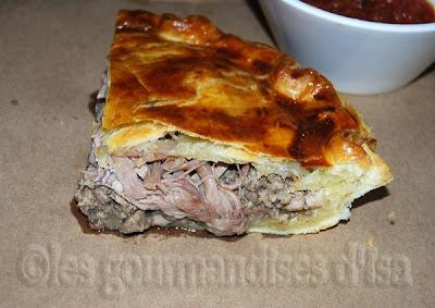 Les gourmandises d 39 isa pied de cochon - Cuisiner pied de cochon ...