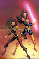 Mujeres en Marvel,Women Of Marvel Poster Book 0005