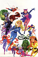 Mujeres en Marvel,Women Of Marvel Poster Book 0010.scan+e+edit+by+aquila