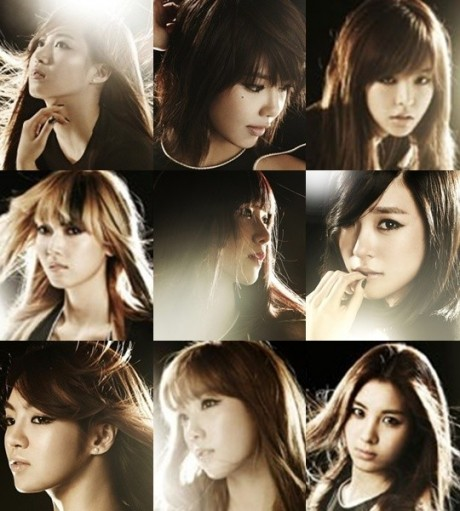 girls generation names and pictures. girls generation names and