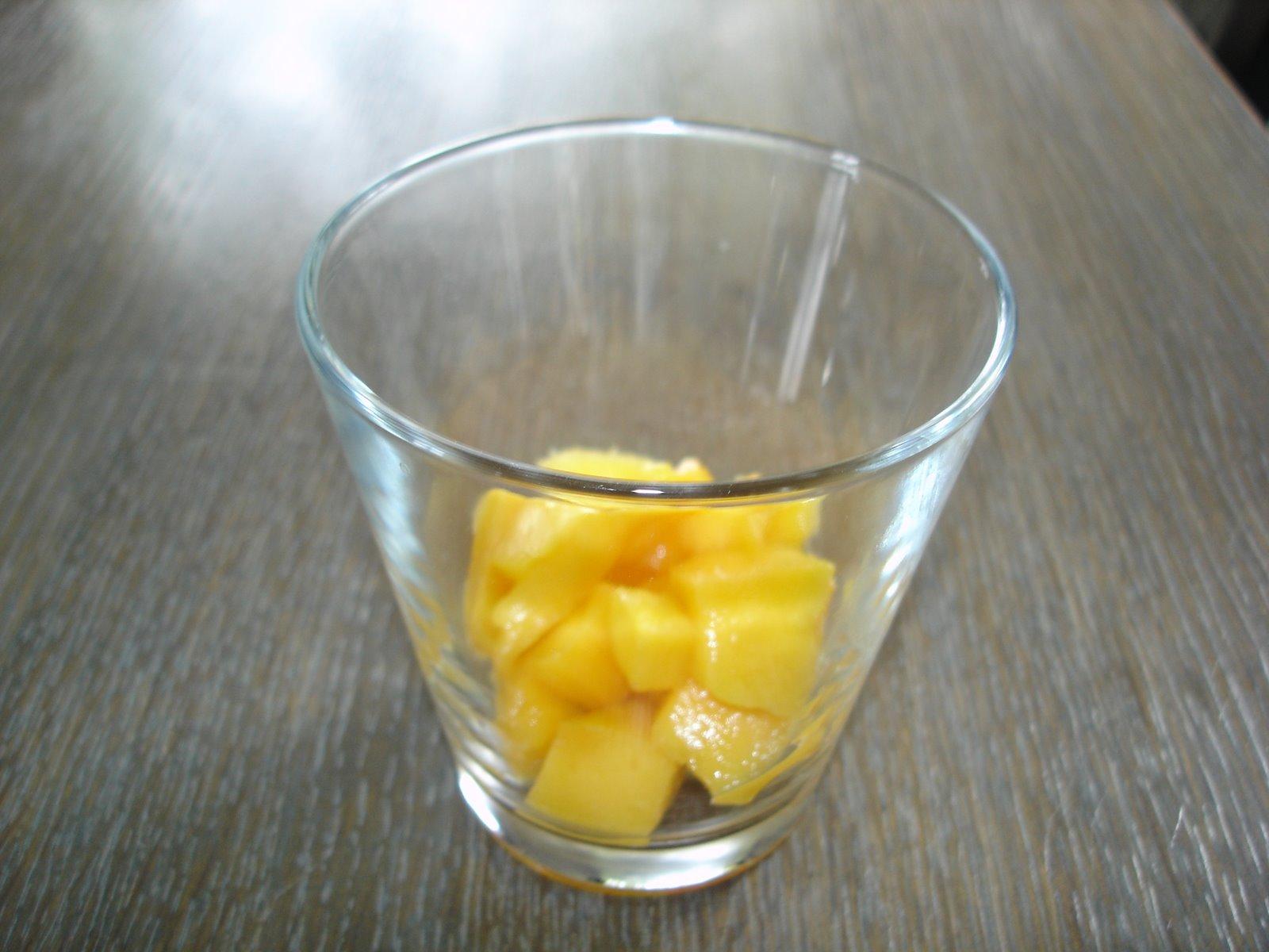 recettes  Mousseline vanillée, fruits rouges à la fleur doranger