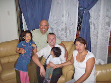 Oscar Barra and his family..He was my first baptism!
