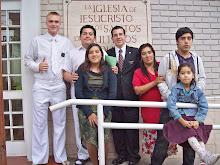 Julio Tapia's Baptism