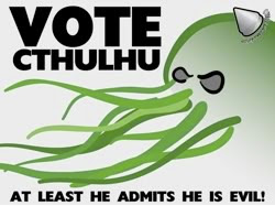 Vote for Cthulhu
