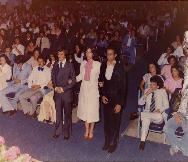 Graduación LUA 1978