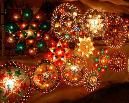 Filipino Christmas Decorations Parol Only In The