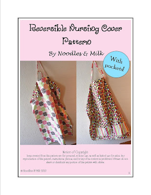 NURSING COVER UP SEWING PATTERN | Free Crochet Patterns