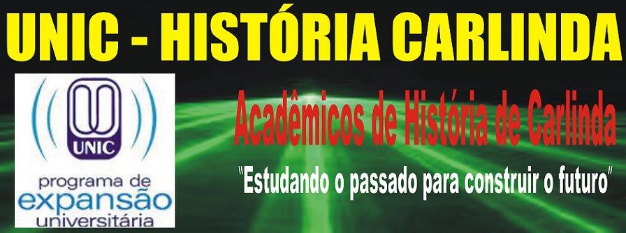 "UNIC CARLINDA HISTÓRIA ""Mostra Historica"""