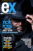 Rick Ross Is On The Cover of Exclusive Access Magazine
