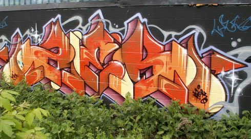 Zek's Graffiti