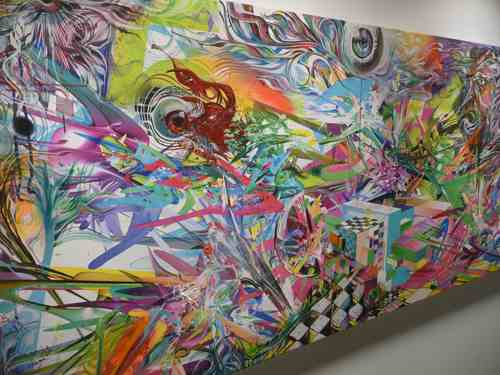 Graffiti and Digital Typography by Armo