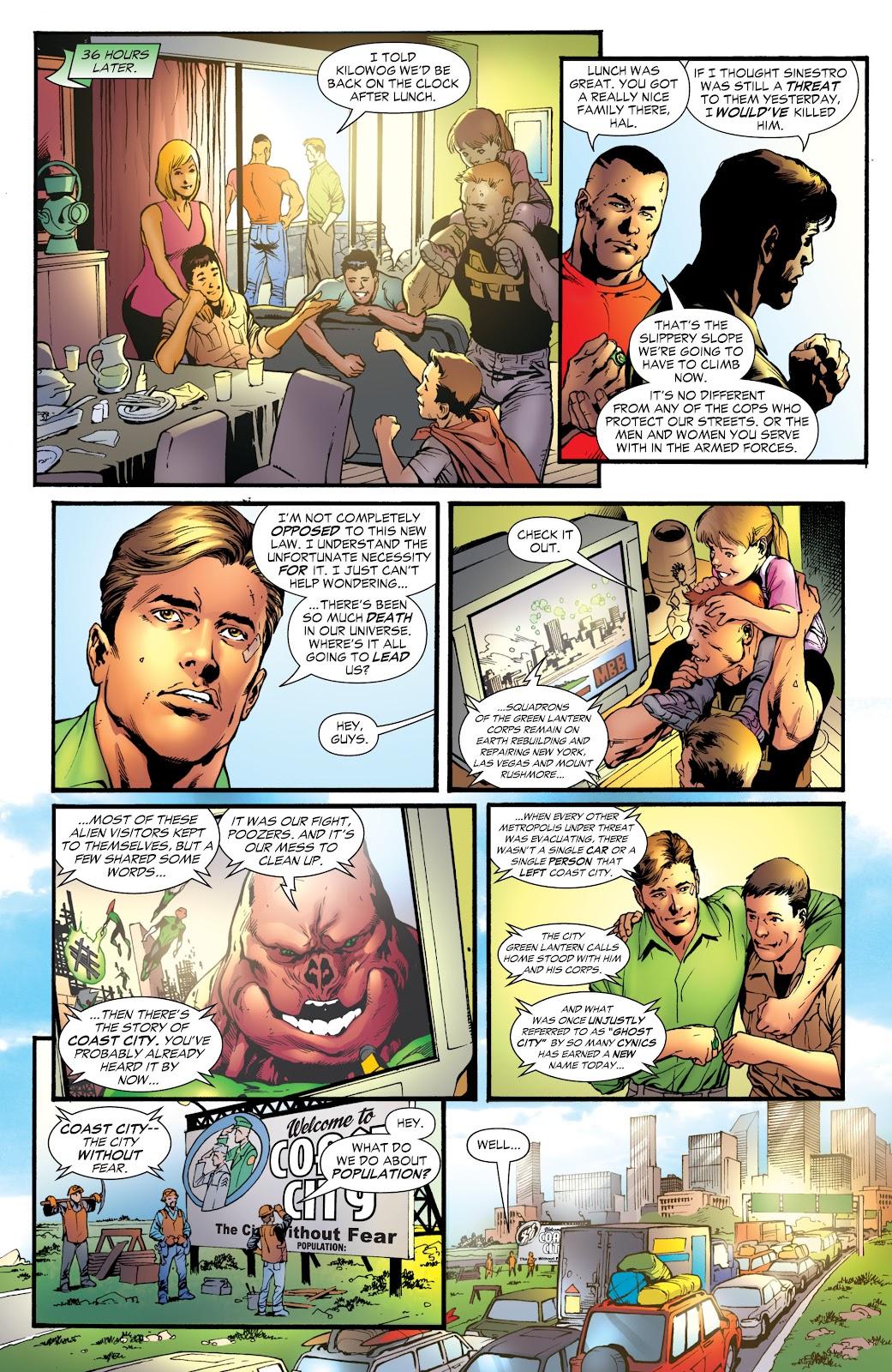 Green Lantern: The Sinestro Corps War Full #1 - English 283