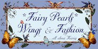 Fairy Pearls Wings & Fashion