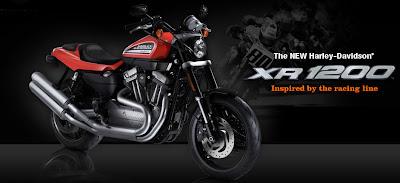 Sportster XR 1200