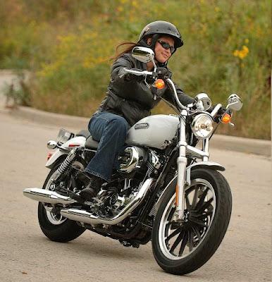 womens  biker