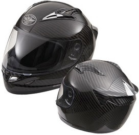 Motorcycle Carbon Fiber Helmet
