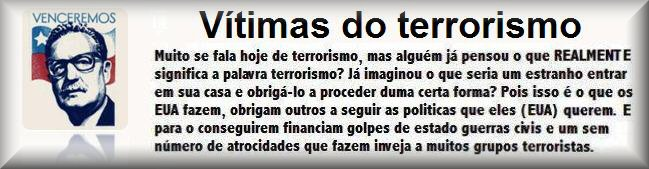 Vítimas do terrorismo
