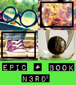 Epic Book Nerd
