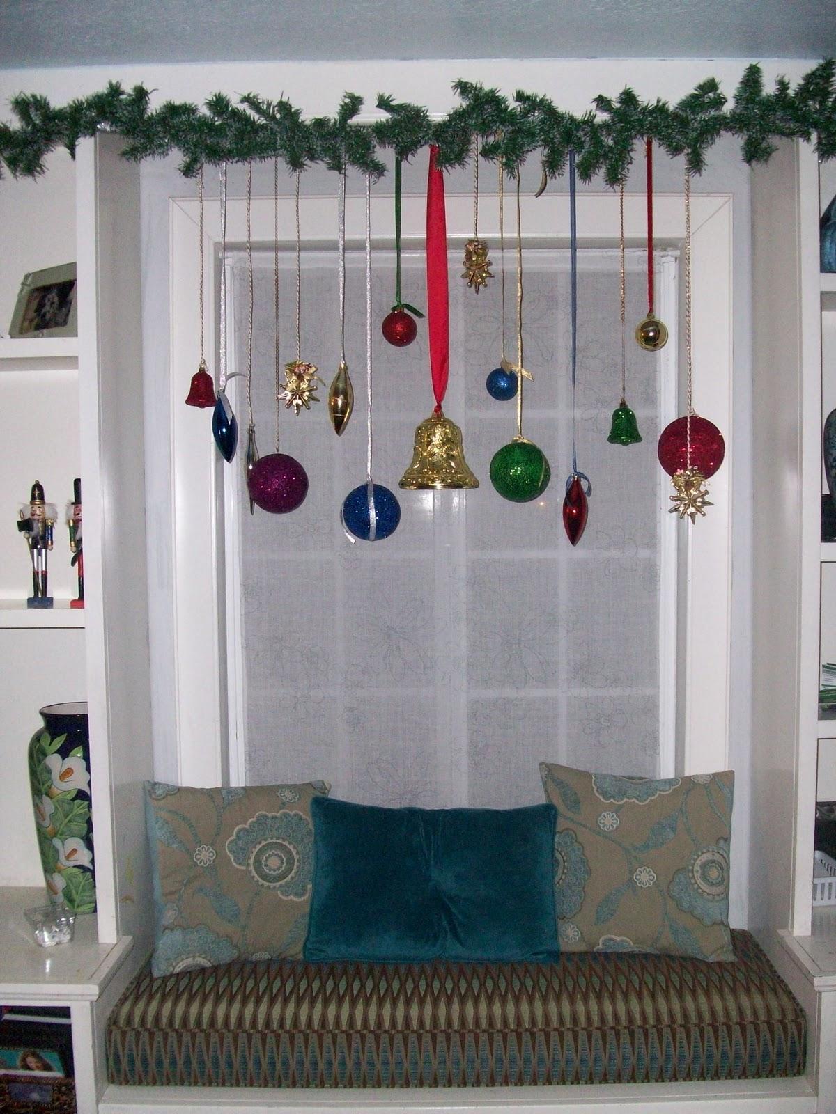 Decoracion De Ventanas Exteriores Para Navidad ~   de todas formas les explicar? como lo logr? decoraci?n de ventana
