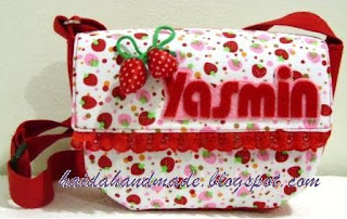 Little Girl Handbag RM28