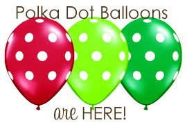 Polka Dot Birthday Supplies, Decor, Clothing: The Polka Dot