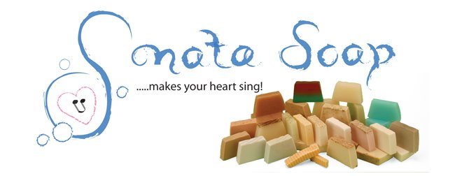 Sonata Soap.....makes your heart sing!