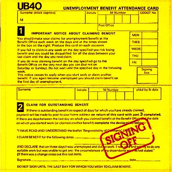 Marco On The Bass: UB40 Announce 'Signing Off' 30th Anniversary ...