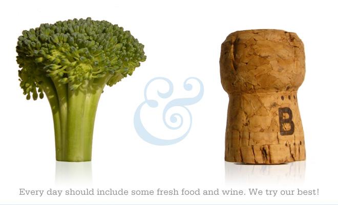 Broccoli & Prosecco
