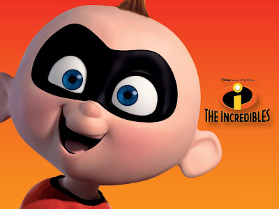The Incredibles Baby Posters