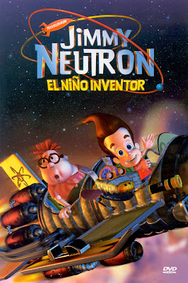 Jimmy Neutron Action Wallpapers