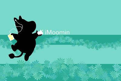 Moomin Funny Wallpaper