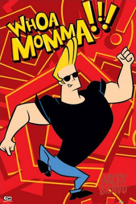 Johnny Bravo Cool Wallpapers