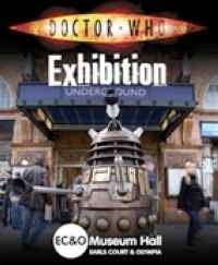 Dr Who Exhibition Poster (2008)