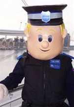 Police Mascot PCSO Steve (2007)