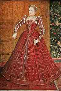 Steven van der Meulen - Queen Elizabeth I