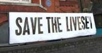 Save The Livesey Banner (2008)