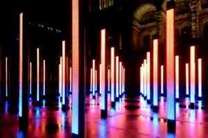 United Visual Artists - Volume at V&A (2007)