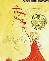 Cover of Susan Patron's The Higher Power of Lucky