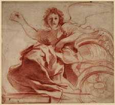 Guercino - Aurora (c.1620)