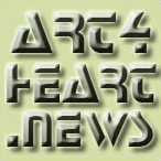 Art4Heart News Logo