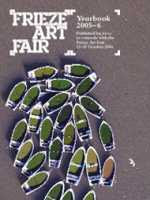 Frieze Art Fair Yearbook 2006-7 Cover