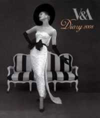 V&A Couture Diary 2008 Cover