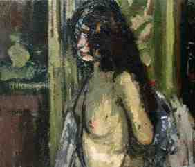 Walter Sickert - Seated Nude (1906) © Estate of Walter R. Sickert, DACS 2007
