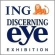ING Discerning Eye Exhibition Logo