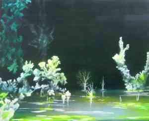 Mark Wright - Toxic Landscape 9 (2007)