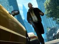 Screenshot from Grand Theft Auto IV (2008)